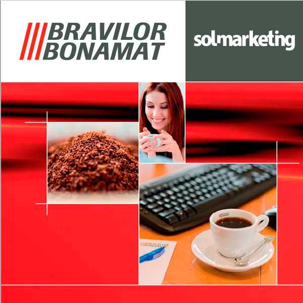 Portada Catálogo Maquinaria Cafetería Bravilor Bonamat