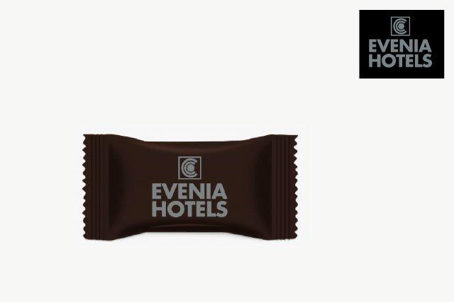 Caramelo Personalizado para Evenia Hotels