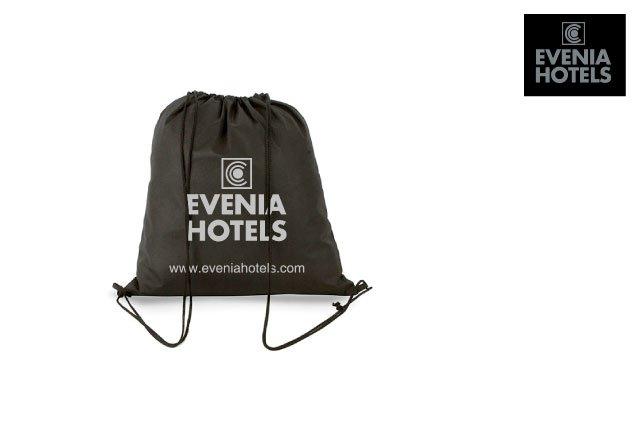 Mochila Personalizada para Evenia Hotels