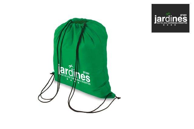 Mochila Personalizada para Grupo Jardines