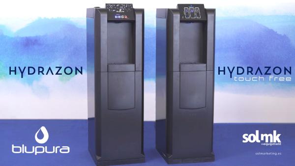 Dispensador de agua sin contacto